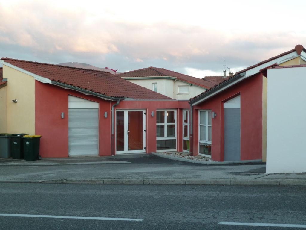 Extension cabinet dentaire_St Clair du Rhône (8)