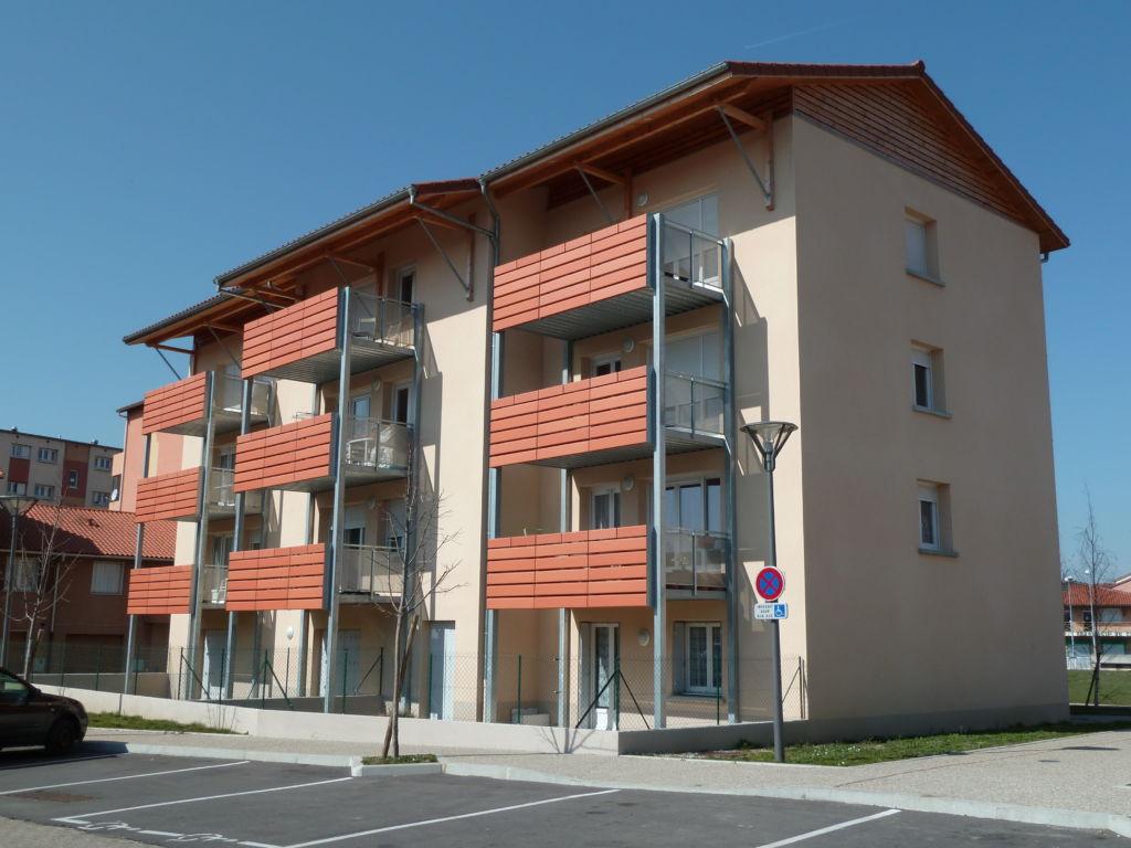 Logements Béton cellulaire_Chasse sur Rhône (6)